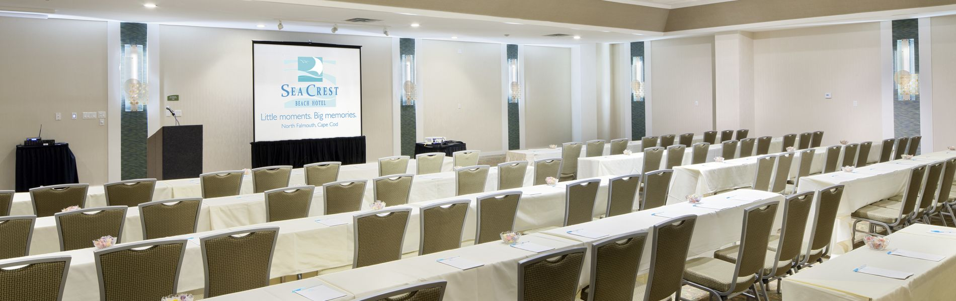 Cape Cod Meeting Rooms at Sea Crest Beach Hotel